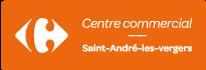 Centre Commercial Carrefour Troyes St André les Vergers